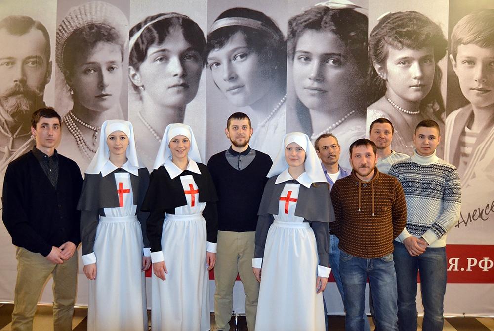 Премьерный показ кинофильма «Николай II. Опережая время»