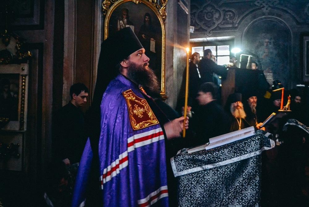«Понимать, что это про нас»: владыка Евгений о «секрете» канона преподобного Андрея Критского
