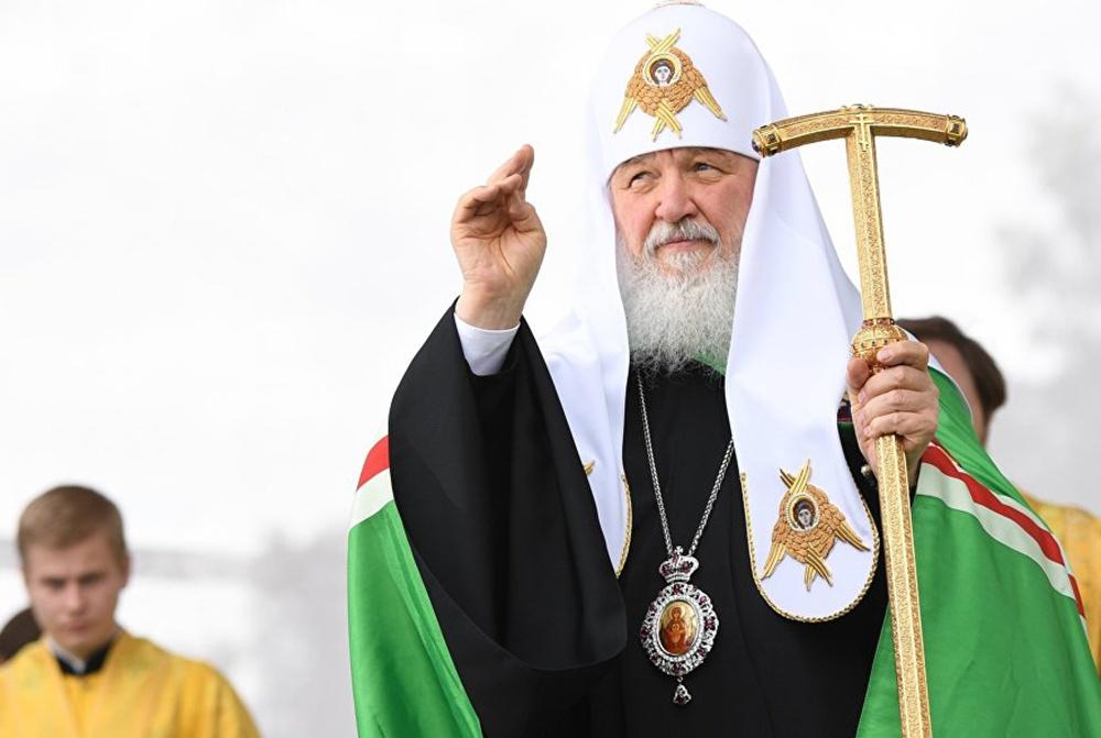 Патриарх Кирилл рассказал, как победить воровство в России