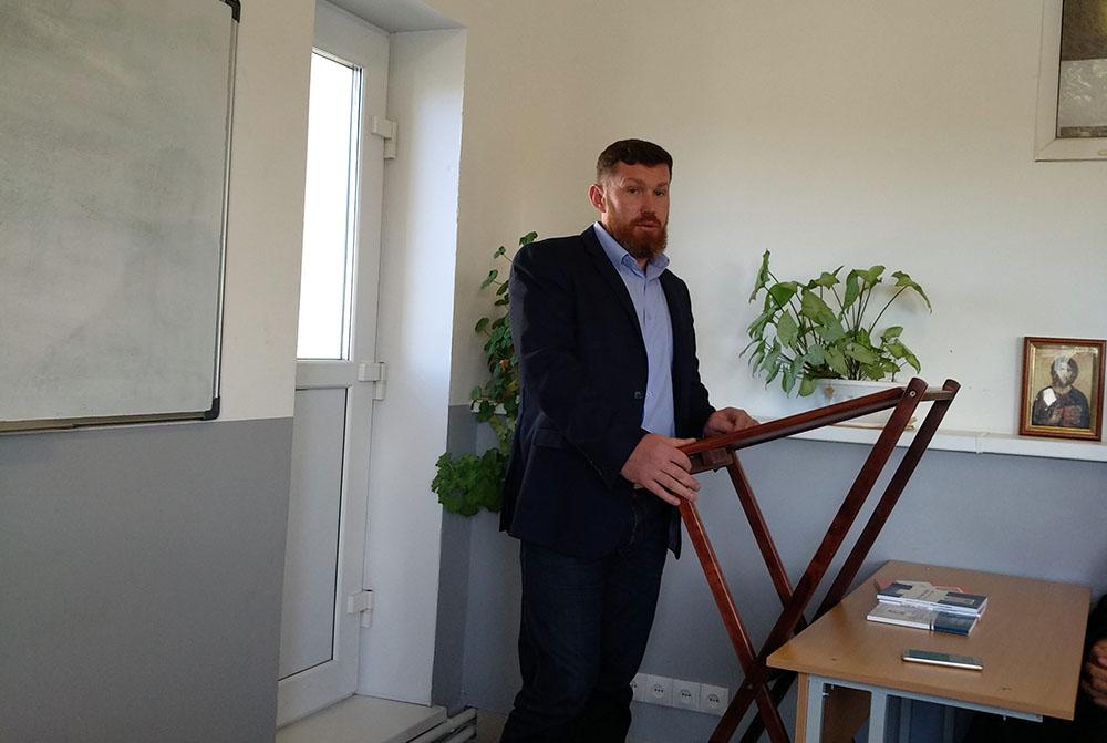 Отдел по противодействию наркомании начал цикл информационно-ознакомительных семинаров для священнослужителей Екатеринбургской епархии.