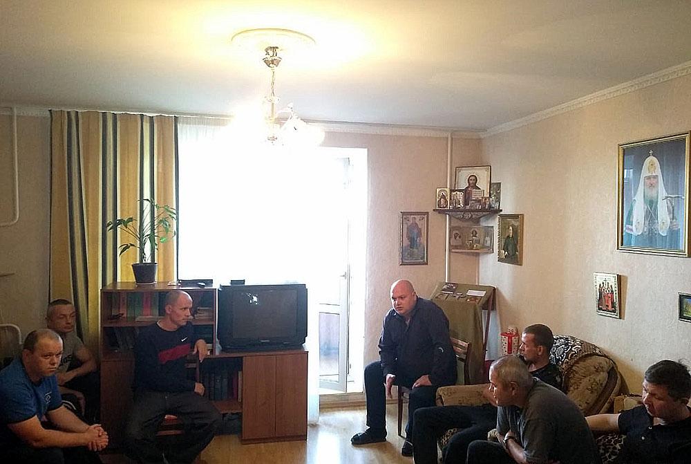 Пермский филиал Благотворительного Фонда «НИКА» посетил бывший подопечный
