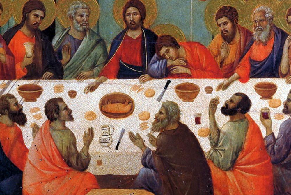 Темы и символы Страстной седмицы: Великий четверг