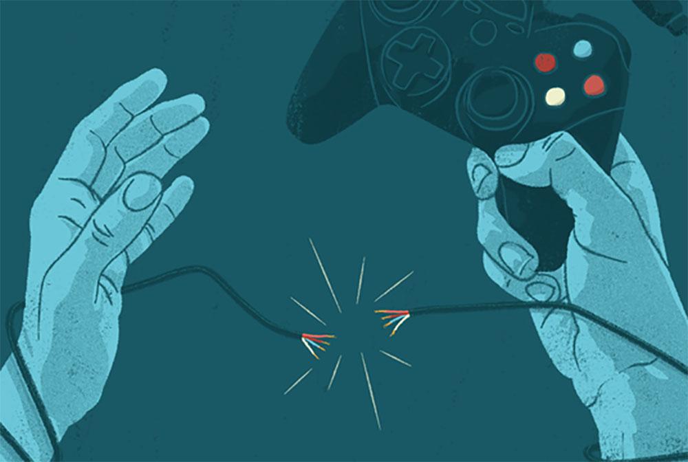 Ученые нашли эффективный способ лечения игровой зависимости